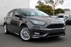 2017 Ford Focus Sport LZ Auto Automatic