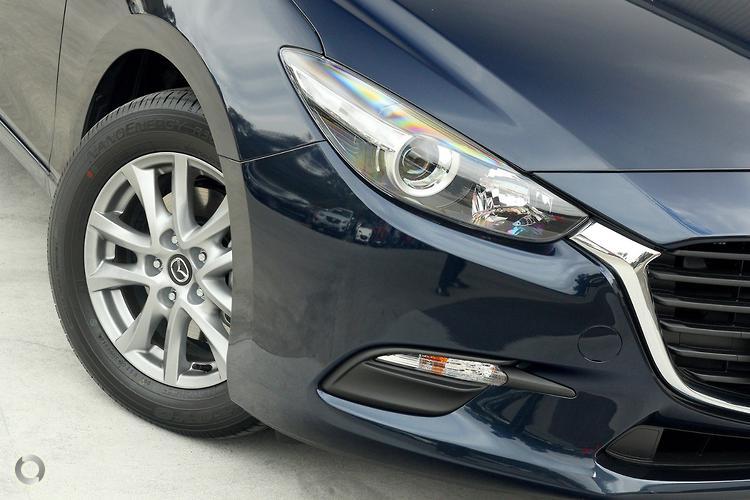 2017 Mazda 3 Neo BN Series Manual
