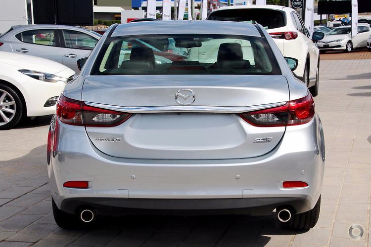 2017 Mazda 6 Touring GL Series Auto