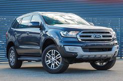 2017 Ford Everest Trend UA Auto 4x4 Automatic
