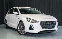 2017 Hyundai i30 SR Auto MY18 Automatic