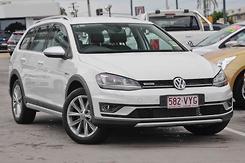 2015 Volkswagen Golf Alltrack 132TSI 7 Auto 4MOTION MY16 Automatic