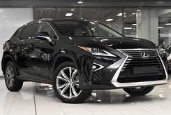 2016 Lexus RX200t Luxury Auto Automatic