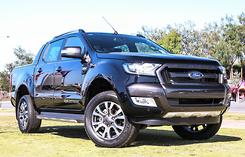 2018 Ford Ranger Wildtrak PX MkII Manual 4x4 MY18 Double Cab Manual