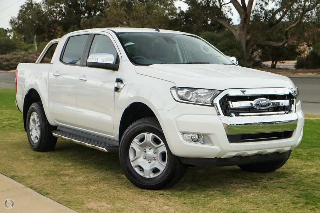 2016 ford ranger xlt px mkii manual 4x4 double cab. Black Bedroom Furniture Sets. Home Design Ideas
