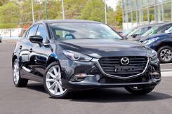 2018 Mazda 3 SP25 GT BN Series Auto Automatic