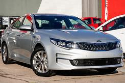2017 Kia Optima Si Auto MY18 Automatic