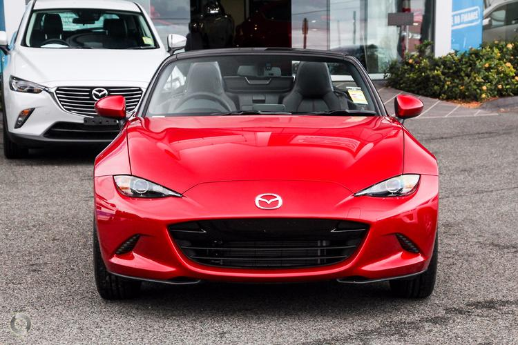2017 Mazda MX-5 GT ND Manual