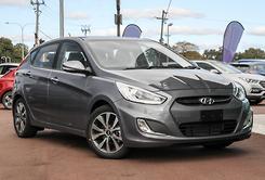 2017 Hyundai Accent SR Auto MY17 Automatic