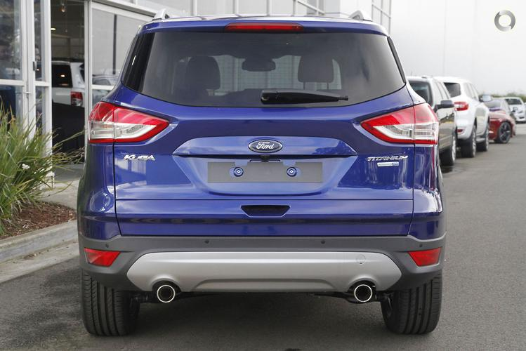 2016 Ford Kuga Titanium TF MkII Auto AWD MY16.5