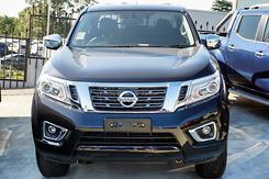 2017 Nissan Navara ST D23 Series 2 Auto 4x4 Dual Cab Automatic