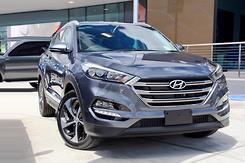 2017 Hyundai Tucson Elite Auto AWD MY17 Automatic