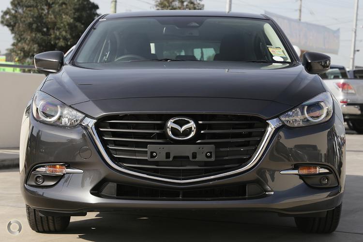 2017 Mazda 3 Maxx BN Series Auto