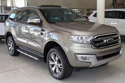 2017 Ford Everest Titanium UA Auto 4x4 Automatic