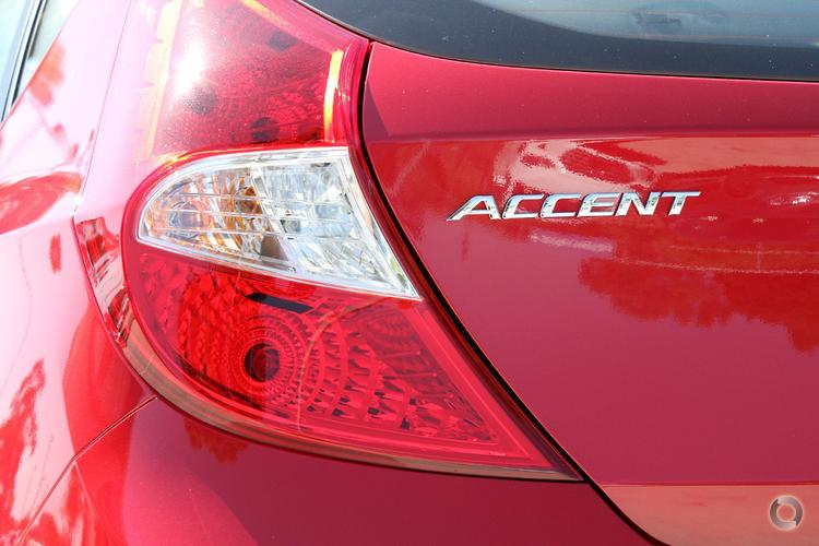2016 Hyundai Accent Active Auto MY17