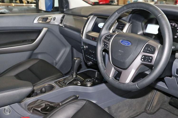 2017 Ford Everest Trend UA Auto 4WD MY18
