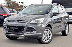 2015 Ford Kuga Trend TF MkII Auto AWD MY16 Automatic