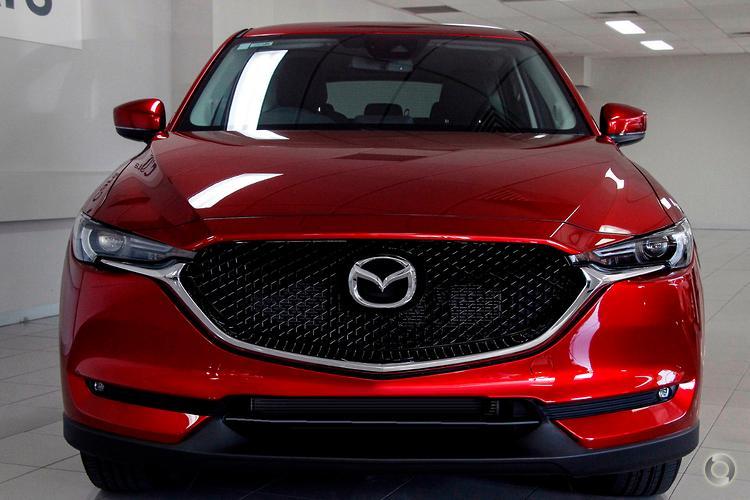 2017 Mazda CX-5 Maxx Sport KF Series Auto FWD