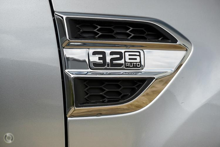 2018 Ford Everest Trend UA Auto 4WD MY18