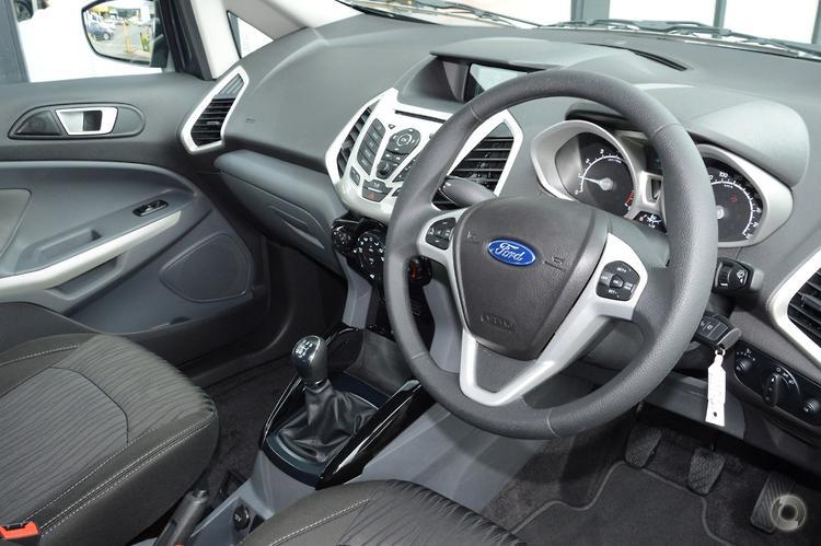2016 Ford EcoSport Trend BK Manual