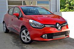 2016 Renault Clio Expression Manual Manual