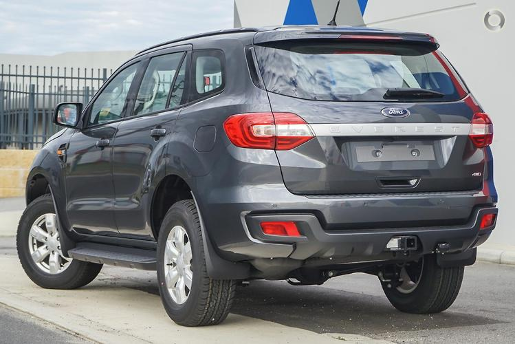 2018 Ford Everest Ambiente UA Auto 4WD MY18