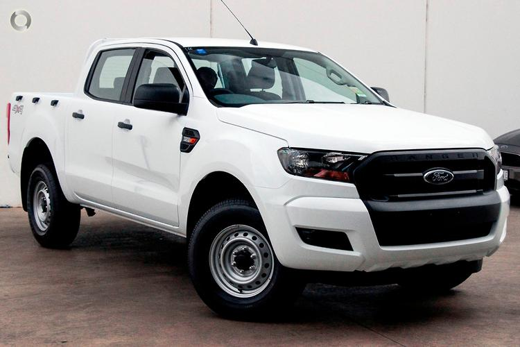 2018 Ford Ranger XL PX MkII Auto 4x4 MY18 Double Cab