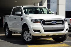 2016 Ford Ranger XLS PX MkII Manual 4x4 Manual
