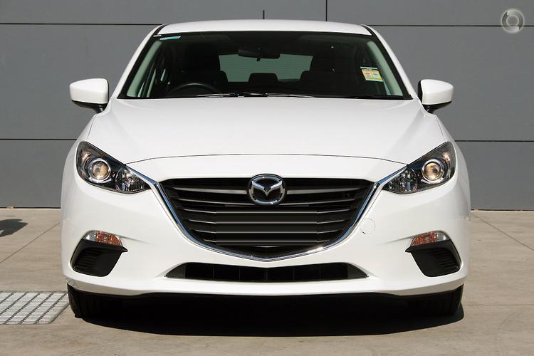2015 Mazda 3 Neo BM Series Auto