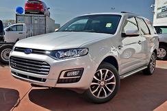 2016 Ford Territory Titanium SZ MkII Auto Automatic