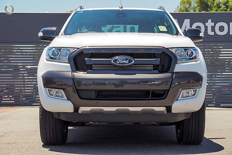 2017 Ford Ranger Wildtrak PX MkII Auto 4x4 MY18 Double Cab