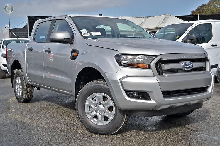 2018 Ford Ranger XLS PX MkII Auto 4x4 MY18 Double Cab