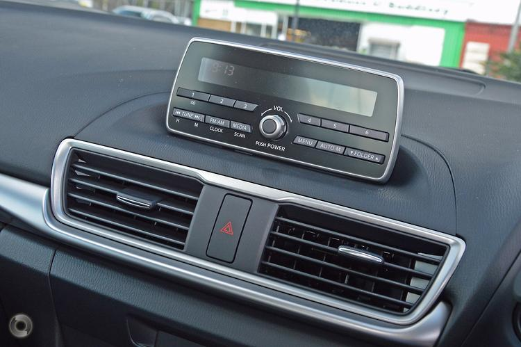 2017 Mazda 3 Neo BN Series Auto