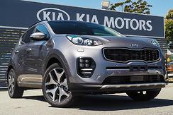 2017 Kia Sportage GT-Line Auto AWD MY17 Automatic