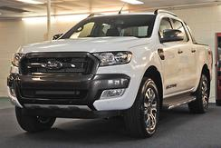 2017 Ford Ranger Wildtrak PX MkII Manual 4x4 Double Cab Manual