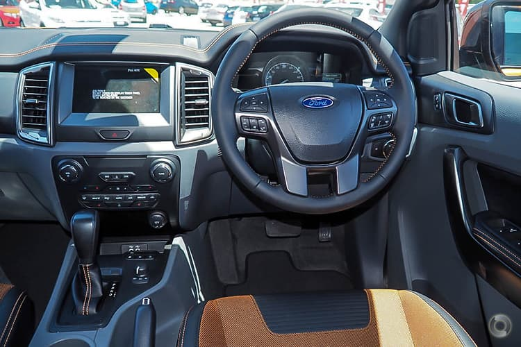 2017 Ford Ranger Wildtrak PX MkII Auto 4x4 MY18 Double Cab