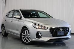 2018 Hyundai i30 Active Auto MY18 Automatic