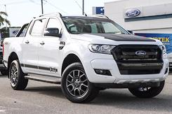 2018 Ford Ranger FX4 PX MkII Auto 4x4 MY18 Double Cab Automatic
