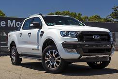 2018 Ford Ranger Wildtrak PX MkII Auto 4x4 MY18 Double Cab Automatic