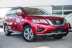 2017 Nissan Pathfinder ST R52 Auto 2WD MY17 Automatic