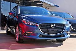 2018 Mazda 3 SP25 BN Series Auto Automatic