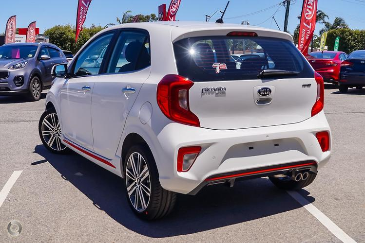 2018 Kia Picanto AO Edition Auto MY18