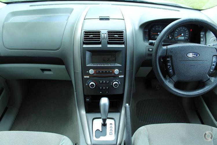 2005 Ford Territory TX SX Auto AWD