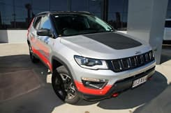 2017 Jeep Compass Trailhawk Auto 4x4 MY18 Automatic