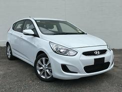 2017 Hyundai Accent Sport Auto MY18 Automatic