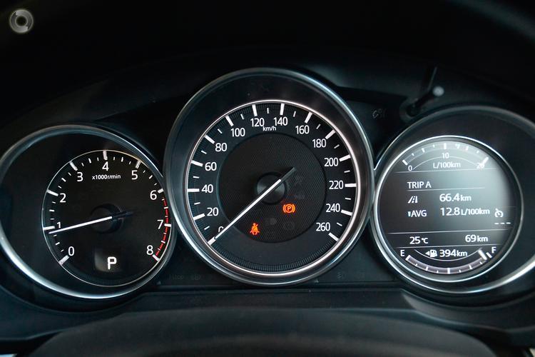 2017 Mazda CX-5 Touring KF Series Auto i-ACTIV AWD