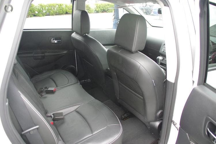 2012 Nissan Dualis +2 Ti J10 Series II Auto