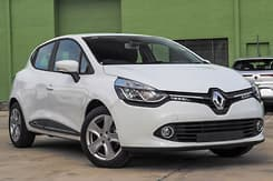 2016 Renault Clio Expression Manual Manual