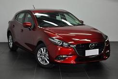 2018 Mazda 3 Touring BN Series Auto Automatic