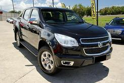 2015 Holden Colorado LTZ RG Auto MY15 Automatic